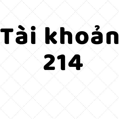 Tài-khoản-214