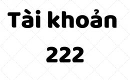 Tài-khoản-222
